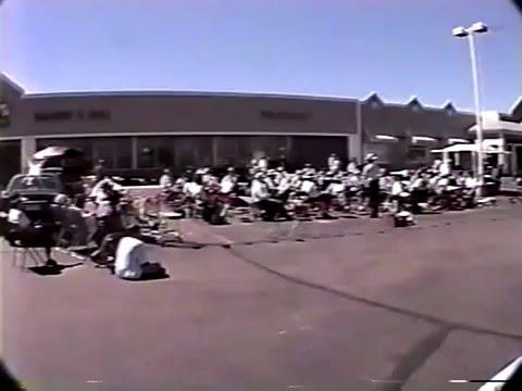 Northern Colorado Concert Band - May 1998
