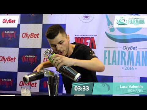 Luca Valentin Final OlyBet Flair Mania 2016