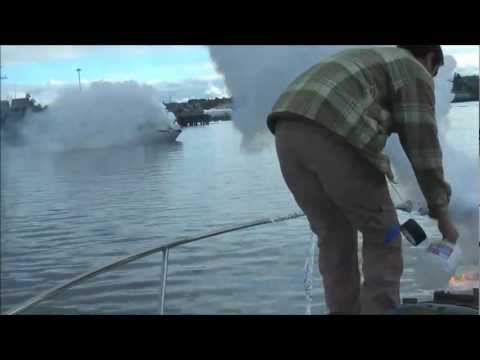 Naval Station Everett Security Drills