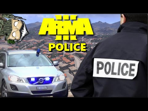 Altis life Serveur AltisLife France Police #9 Patrouille Banalisée.