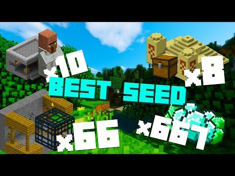 Best Ps4 Minecraft Seeds 2020 The Best Seed In Minecraft Console Edition 2019 !(Not Clickbait