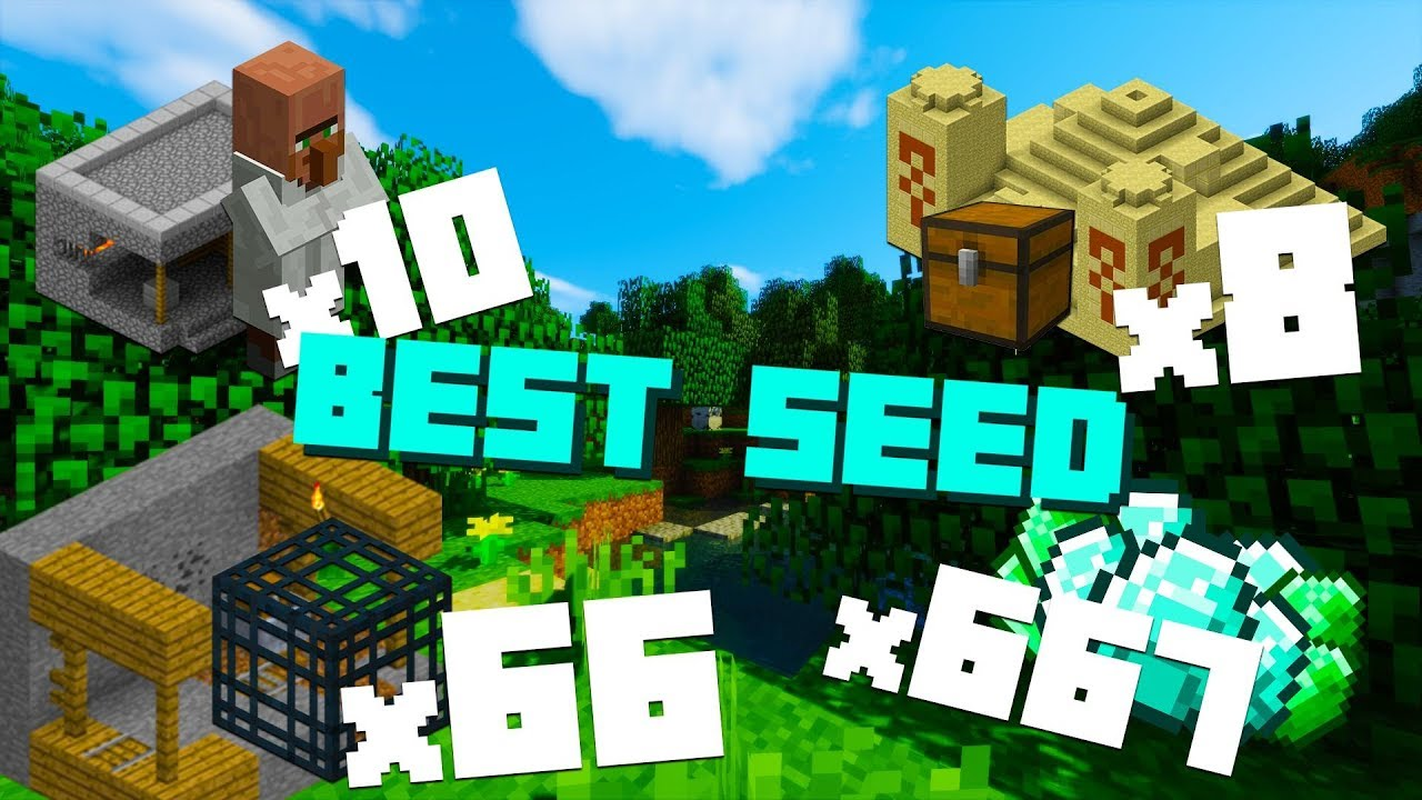 Best Seeds For Minecraft Xbox One 2020 The Best Seed In Minecraft Console Edition 2019 !(Not Clickbait