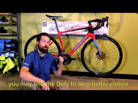 Giantech - Road Bike Geometry 101