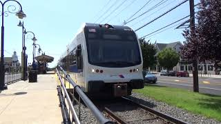 A Few Trains on the NJ Transit River LINE 6/23/19
