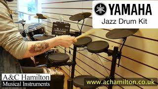 yamaha DTX432K Digital Drum Kit Overview Demo
