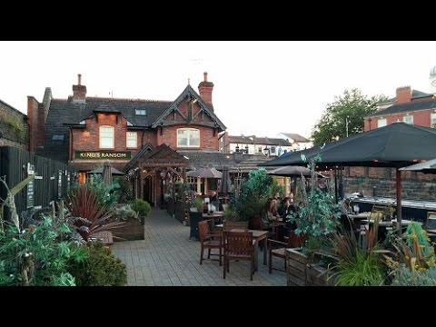 Pub, Sale, Cheshire,  England