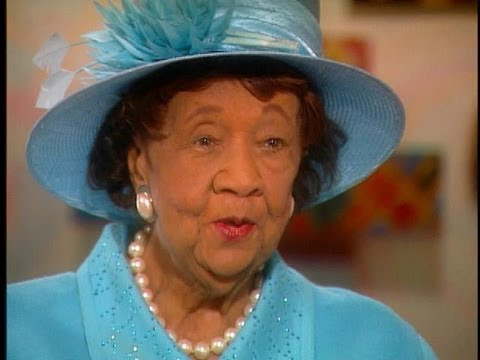 Dorothy Height speaks to Ann Curry in 2004 profile