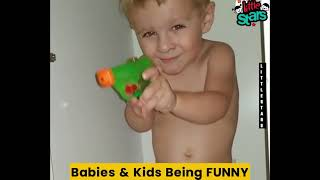 Cute Baby Funny Videos Compilations   Try Not to Laugh  Funny Fails   Fails of the Week