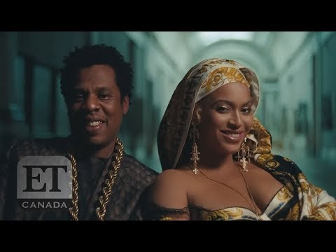 "Celeb Reaction To Beyonce & Jay Z's New Album ""Love is Everything"""