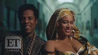Celeb Reaction To Beyonce & Jay Z's New Album 'Everything Is Love'