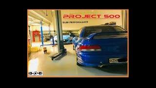 Subaru Impreza GT Project 500 *SUBTITLE* I Subi-Performance