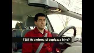 Cum sa faci un test drive sau drive test cu masina