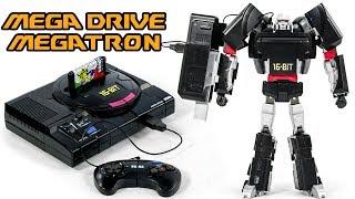 Transformers MEGA DRIVE Megatr…