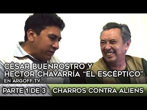 César Buenrostro y Hector Chavarría en Argoff TV