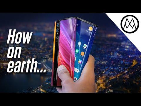 Xiaomi Mi Mix Alpha - Day in the Life!