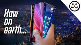 Xiaomi Mi Mix Alpha - Day in the Life!