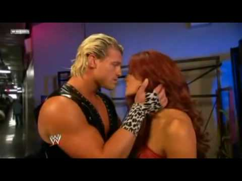Maria and Dolph Ziggler-He could be the one♥