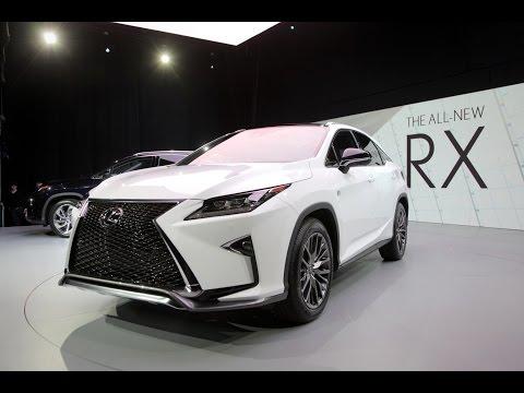 Fantastic 2016 Lexus RX  TestDriveNowcom Preview By Auto Critic