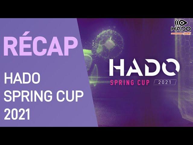 🏆 RÉCAP ▶ HADO Spring Cup 2021 🌸