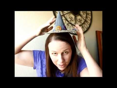 Halloween Song - I'm a Mean Old Witch with a Hat