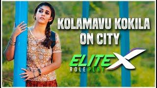 Yarru🤭 intha kolamavu kokila|EliteX |GTA5 RP In TAMIL| ON LIVE ROAD TO 12k