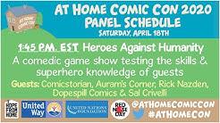 Heroes Against Humanity - AHCC