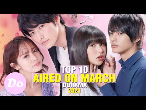 TOP 8 JAPANESE DRAMA IN MARCH 2021