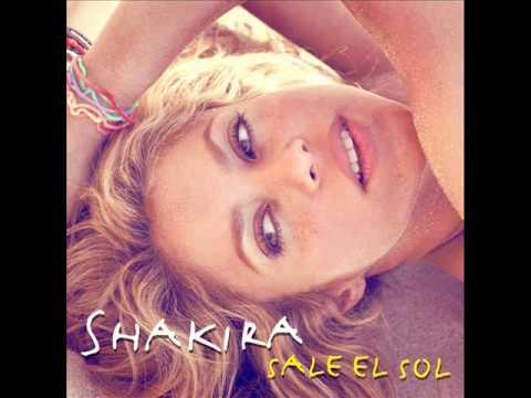 Shakira - Loca Ft. El Cata (Spanish Version Audio 2010)
