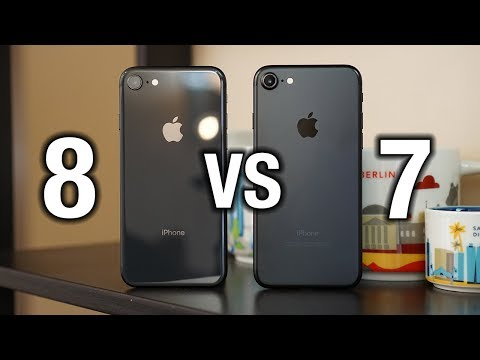 iPhone 8 vs iPhone 7 - Differences that matter?