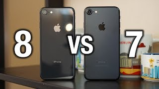 iPhone 8 vs iPhone 7   Differences that matter?