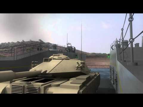 BMT Caimen®-200 Fast Landing Craft Tank (LCT)