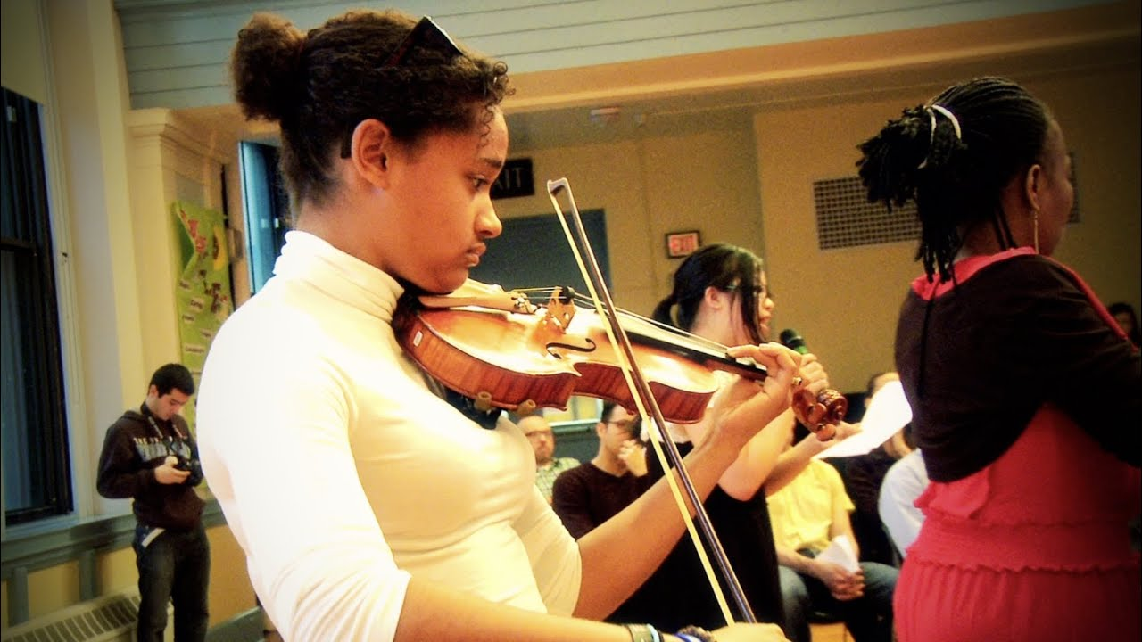 ROXBURY YOUTH ORCHESTRA- PREMIER CONCERT