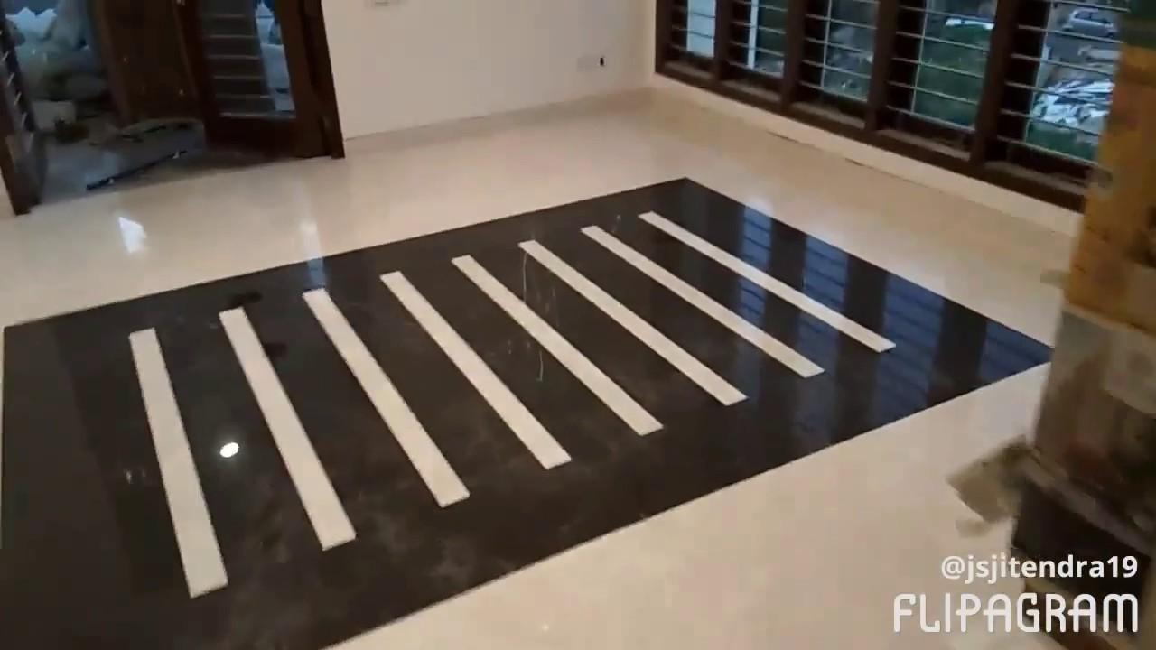 Best Italian marble flooring polishing and best black