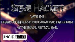 STEVE HACKETT - Genesis Revisited Band & Orchestra: Live (Album Trailer)