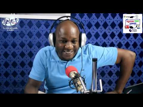 SPORTFM TV - PLATEAU FOOT EUROPE DU 20 MAI 2019 PRESENTE PAR ANGELO FOLLYKOE