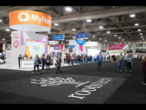 RootsTech 2019 At a Glance