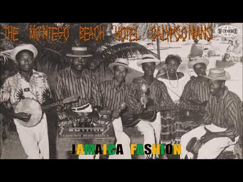 The Montego Bay Hotel Calypsonians - Jamaica Fashion