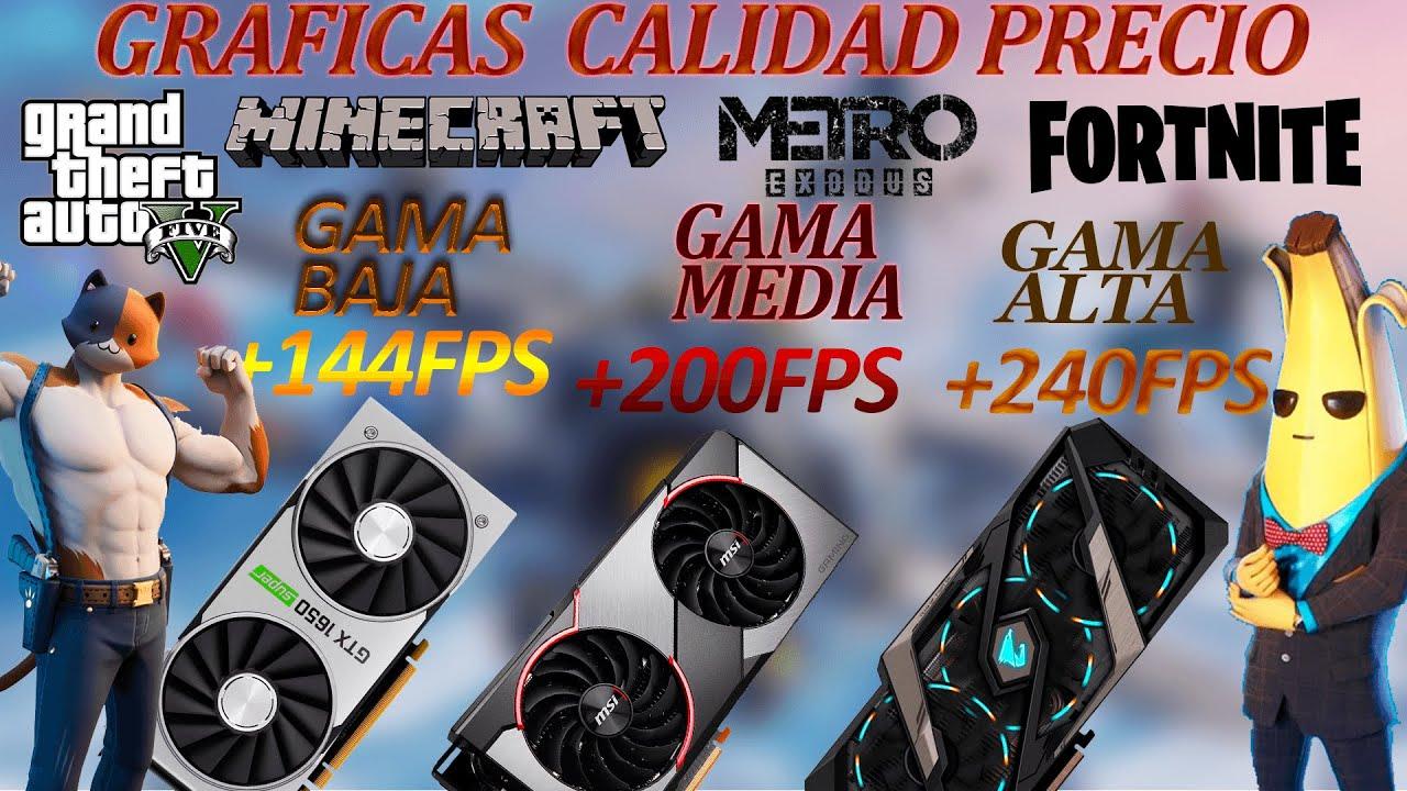 Download Las MEJORES TARJETAS GRAFICAS CALIDAD PRECIO 2021 ✅😱😱😱