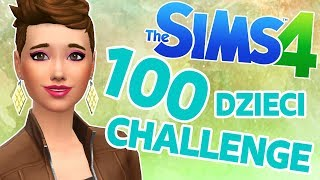 THE SIMS 4 CHALLENGE 100 DZIECI #11 BUNT DWULATKA?  | Blogodynka GRA