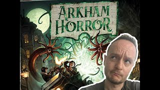 Next stop: Arkham Horror 3rd Edition