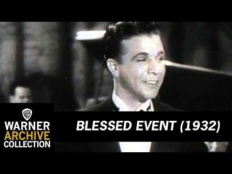 Blessed Event (Original Theatrical Trailer)