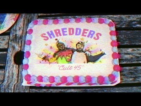 "SHREDDERS ""Cult 45"" [official video]"
