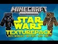"""Minecraft Xbox 360 Star Wars Texturepack"" Review W/ Chewbacca Skin (Star Wars)"