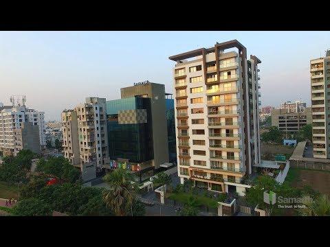 Samarth Paradise | 4 BHK premium luxury apartments @ Pal, Surat | beside Samarth House