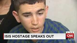 Ex-ISIS hostage: 'They are right'
