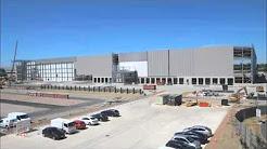 Eurocarparts Com Tamworth Distribution Centre Build Time Lapse
