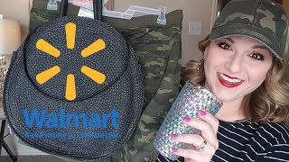 My Walmart Obsession Continues - Spring Fashion, Beauty and Home Haul