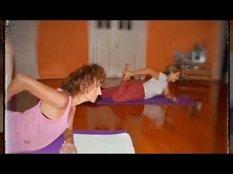 Yoga thai bodywork