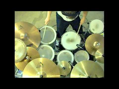 Giggle - 6ix Toys -  drum cover by Marius