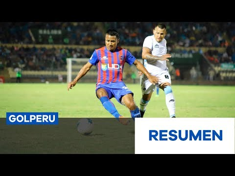 Alianza Huanuco Llacuabamba Goals And Highlights